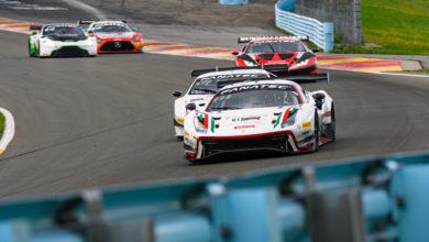 Photo of Decima vittoria consecutiva per Ferrari nel GT WC America