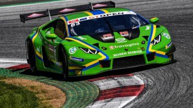 Photo of Vittorie Lamborghini nel GT Open e nel British GT al Red Bull Ring e Oulton Park