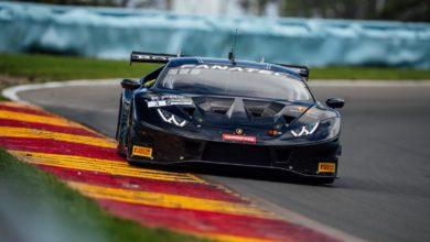 Photo of Lamborghini centra l'ottava vittoria nel GT World Challenge America e il primo podio nel DTM