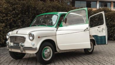 Photo of 1959 FIAT 600 LUCCIOLA FRANCIS LOMBARDI (Ruote da Sogno)