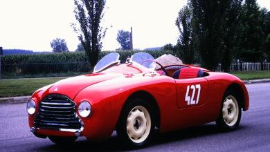 """Photo of VIDEO – Barchetta Mille Miglia """"Ferruccio Lamborghini"""" – 1948"""