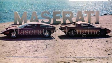 Photo of VIDEO – Maserati Bora-Merak and Boomerang