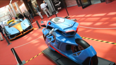 Photo of VIDEO remembering – Modena Motor Gallery 2019