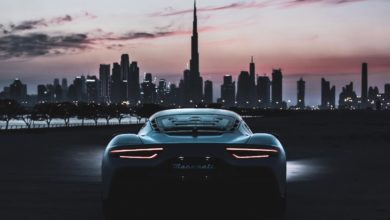 Photo of Maserati ad Expo 2020 Dubai