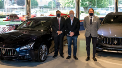 Photo of Le istituzioni della Regione Emilia Romagna, Provincia di Modena e del Comune di Modena in visita allo stabilimento Maserati