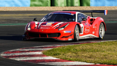Photo of Ultimate Cup Series – La Ferrari di Visiom quarta a Magny-Cours