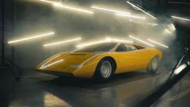 Photo of A Villa d'Este debutta la ricostruzione della prima Lamborghini Countach, la LP 500 del 1971. 25.000 ore di lavoro a cura del Polo Storico Lamborghini