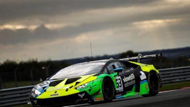 Photo of Lamborghini vince il secondo titolo British GT consecutivo grazie a Lind e Machitski del team Barwell Motorsport