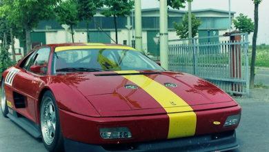 """Photo of VIDEO – Ferrari 348 """"Scuderia Francorchamps"""" (One-off – 1992)"""