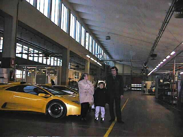 Photo of DESIGNER PROF. FABRIZIO FERRARI: MY EXPERIENCE IN LAMBORGHINI