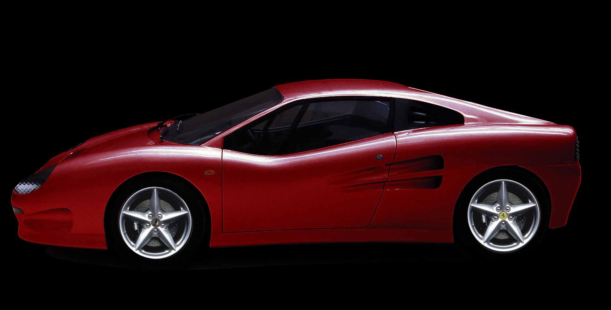 Photo of VIDEO GALLERY – Fabrizio Ferrari: 1992-95 Maranello prototype design