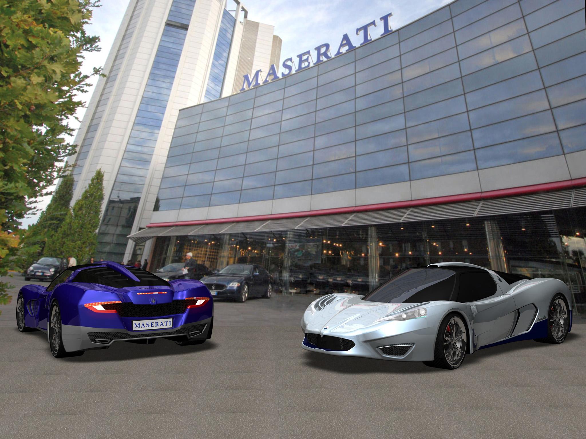 Photo of VIDEO GALLERY – Fabrizio Ferrari, Maserati design for UNIMORE