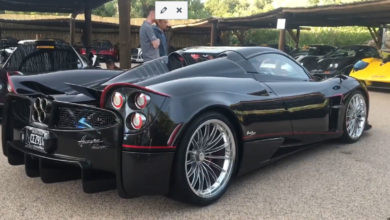 Photo of VIDEO – Pagani meeting
