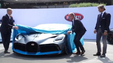 Photo of VIDEO – $5.8M Bugatti Divo (2019) Presentation, Specs, Design