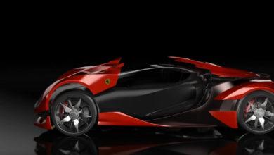 Photo of VIDEO – Ferrari F750 concept