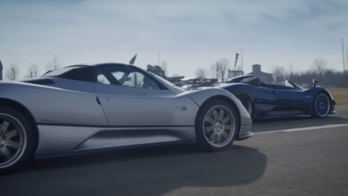 Photo of VIDEO – Celebrating The Zonda 20th Anniversary
