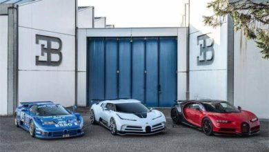 Photo of VIDEO – Check Out the New $9m BUGATTI CENTODIECI! | FIRST LOOK