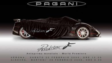Photo of VIDEO – Pagani Zonda Roadster