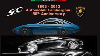 Photo of The lasts copys of the book 50th Lamborghini only in Amazon