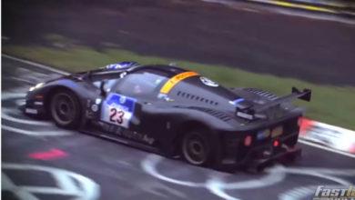 Photo of VIDEO – James Glickenhaus Garage, P4/5 Competizione EXCLUSIVE – Fast Lane Daily