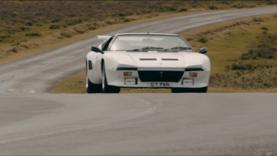 Photo of VIDEO – De Tomaso Pantera: Cooler Than A Lamborghini Countach?