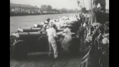 Photo of VIDEO : 1930-1934, The History of Motor Racing – Part1