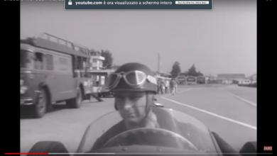 Photo of VIDEO – Onboard with Juan Manuel Fangio testing Maserati 1957 F1 – Modena Autodrome
