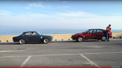 Photo of VIDEO – Alfa Romeo GTV Scalino GTA Recreation: Impresionante!