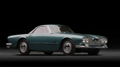 Photo of MASERATI CELEBRATES THE 60TH ANNIVERSARY OF THE LAUNCH OF THE 5000 GT 2+2 COUPÉ AT THE TURIN MOTOR SHOW
