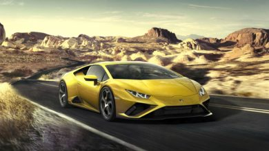 Photo of New Lamborghini Huracán EVO Rear-Wheel Drive: The driver in total control of sheer driving fun