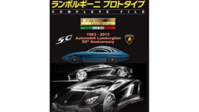 Photo of Menu dei Motori – SPECIAL issue dedicated to the 50th Lamborghini