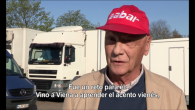 Photo of VIDEO – Niki Lauda reflexiona sobre 'Rush'