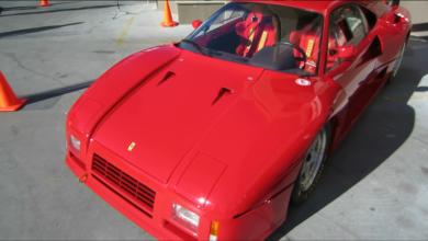 Photo of VIDEO – Ferrari 288 GTO Evoluzione (w/ startup, driving, revs)