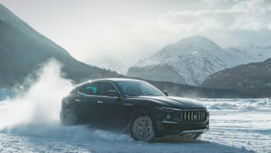 Photo of MASERATI PREMIERES THE NEW LEVANTE ROYALE SPECIAL SERIES AT THE SNOW POLO WORLD CUP IN ST. MORITZ