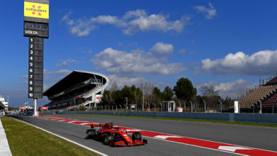 Photo of Barcelona Test 1 – Day 1: Two race distances for Charles and the SF1000