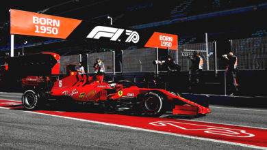 Photo of Barcelona Test 1 – Day 2: Charles passes the SF1000 baton to Seb