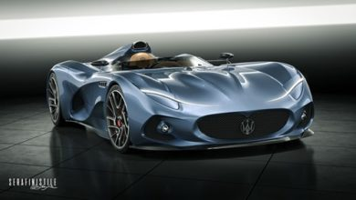 Photo of Maserati MC20: announcing the name of the new super sports car from the House of Trident.