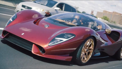 Photo of VIDEO – SuperCars of the future – $1 Million | The De Tomaso P72 Exclusive With The Designer