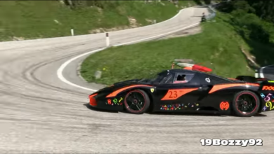 Photo of VIDEO – Best Cars Sounds Vol. 7 – FXX K, 935 K3, Prospeed S1, 312P Berlinetta, 1JZ S15 & More