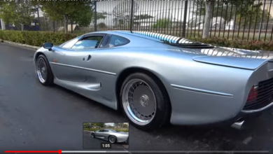Photo of VIDEO – IT Markforged markforged.com/ Annuncio · 0:02 0:35 / 0:40 Jaguar XJ220 $500,000 Craziest 1990s Supercar Interior Exterior Start Up Drive at Prestige Imports