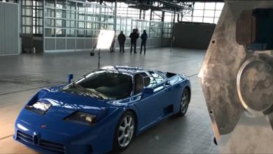 Photo of VIDEO – Gli imprenditori siamo noi – Anteprima Bugatti EB110