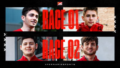 Photo of Virtual Vietnam GP: The Leclerc brothers plus Tonizza and Bonito to race for Ferrari