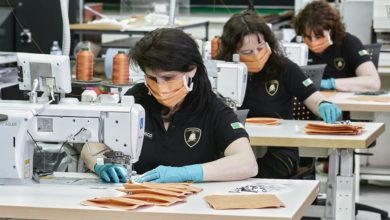 Photo of Automobili Lamborghini starts production of surgical masks and medical shields for use in Coronavirus pandemic