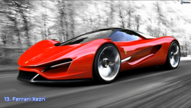 Photo of VIDEO – Top 32 BEST Ferrari Concept Cars