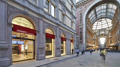 Photo of Ferrari Stores reopen across Italy with new safety measures and services in-store and online