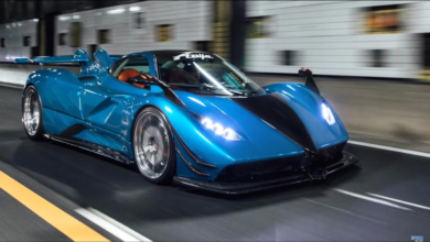 Photo of VIDEO – ZONDA ANIJA: LA PAGANI PIU' CONTROVERSA DI SEMPRE!