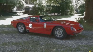 Photo of VIDEO – Bizzarrini 5300 GT   Motorvision