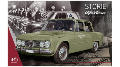 """Photo of """"Storie Alfa Romeo"""" Fifth Episode – """"Gazelles"""" and """"Panthers"""" roam the streets of Italy: Alfa Romeo's sporty sedans at the service of the law"""