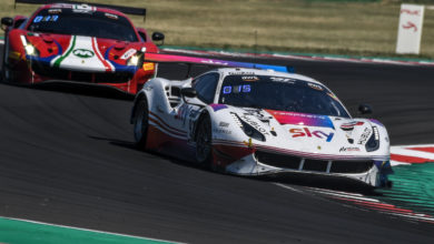 Photo of GT World Challenge Europe – Second win for Sky Tempesta Racing at Misano