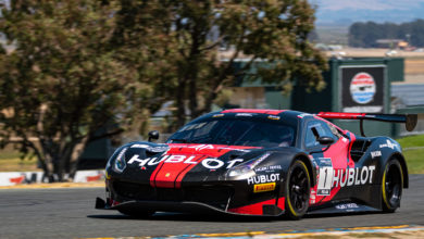 Photo of Ferrari 488 GT3 in history books: 300 wins